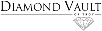 Diamond Vault of Troy Logo