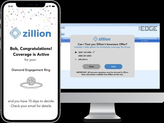 Zillion Point of Sale Integration
